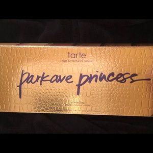NIB Tarte Park Avenue Princess Chisel Pallete